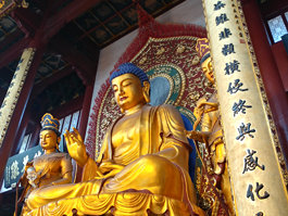 Lingyin-Tempel