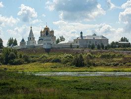 Luzhetsky Monastery