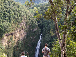 Mae Surin Falls
