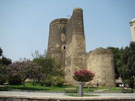 Baku történelmi belvárosa