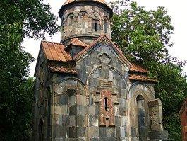 Mashtots Hayrapet Church of Garni