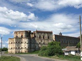 Medzhybizh Fortress
