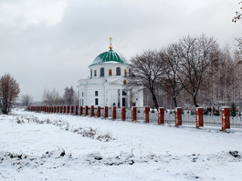 Миколаївська церква (Диканька)