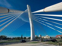 Millennium-Brücke (Podgorica)