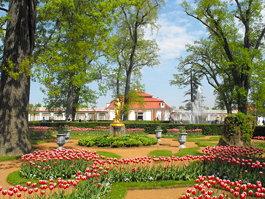 Monplaisir Palace