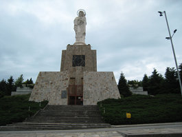 Monument of the Holy Mother of God (Haskovo)