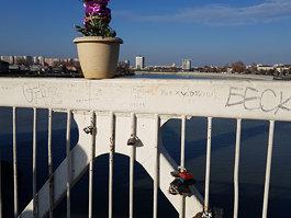 Мост поцелуев (Краснодар)