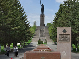 Mother Armenia, Gyumri