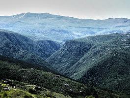 Libanon-hegység