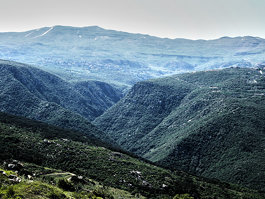Ливан (хребет)