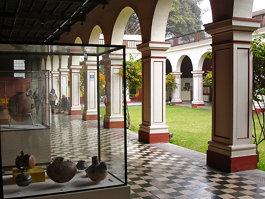 Museo Nacional de Arqueología Antropología e Historia del Perú