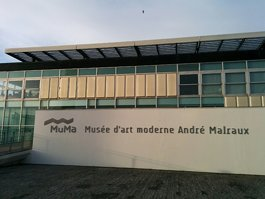 Museum of modern art André Malraux - MuMa