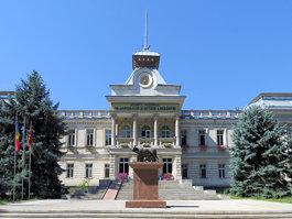 Muzeul Naţional de Arheologie şi Etnografie din Chişinău