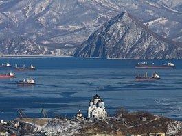 Nakhodka Bay