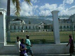 Palais national (Haïti)