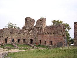 Neuleiningen castle
