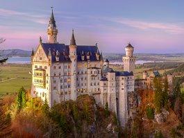 Istana kota Neuschwanstein