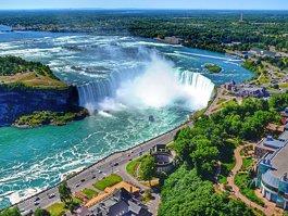 Chutes Niagara