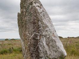 Nine Maidens stone row