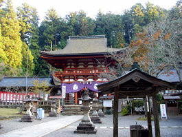 Niukanshōfu Shrine
