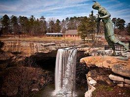 Noccalula Falls Park