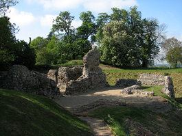 North Elmham Castle