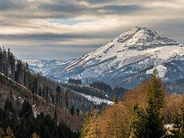 Północne Alpy Wapienne