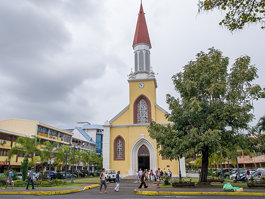 Notre Dame Cathedral, Papeete