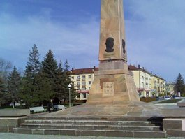 Obelisk of Glory (Tolyatti)