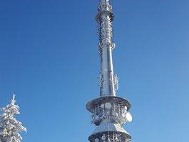 Ochsenkopf TV Tower