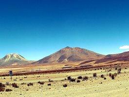 Volcán Olca