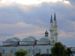 Alte Moschee von Edirne