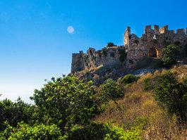 Old Pylos castle