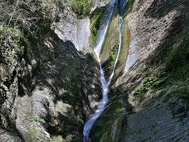 Orekhovsky Waterfall