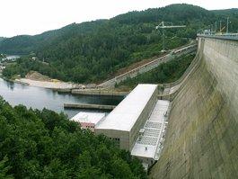 Orlík Dam