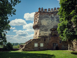 Castillo Ostroh