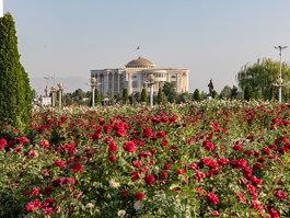 Palace of Nations, Dushanbe