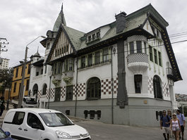 Palacio Baburizza