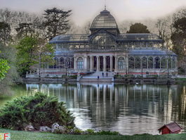 Palácio de Cristal del Retiro