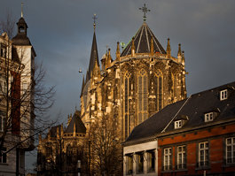 Palatine Chapel in Aachen