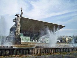Памятник «Аврора»