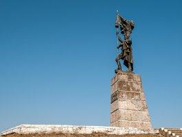 Памятник Героям Хасана