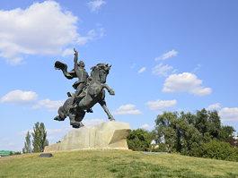 Pomnik Aleksandra Suworowa w Tyraspolu