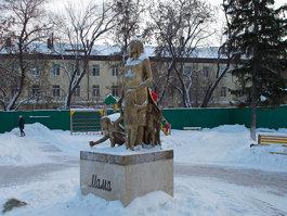 Памятник маме (Тюмень)