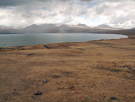 Paravani Lake