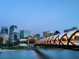 Peace Bridge (Calgary)