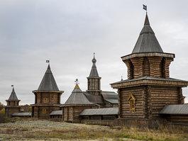 Печенгский монастырь