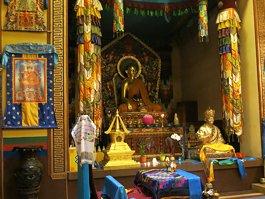 Peterburi Kālatšakra tempel