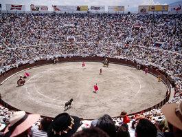 Plaza de toros de Quito
