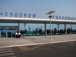 Flughafen Podgorica